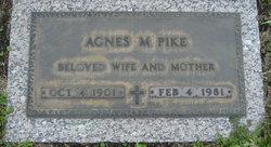 Agnes M Pike