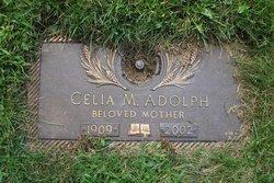 Celia M Adolph