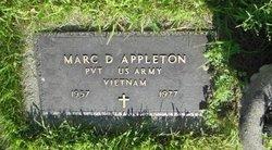 Marc Douglas Appleton