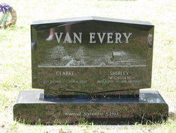 Shirley J. <i>McCauley</i> VanEvery