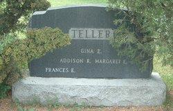 Addison R Teller