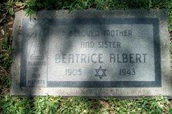 Beatrice Albert