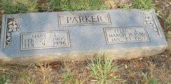 Mary Lee <i>Dozier</i> Parker