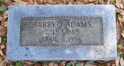 Harry Jasper Adams