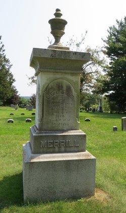 William H Merrill