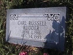 Carl Russell Rudder