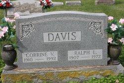 Corrine Valentine <i>Heater</i> Davis