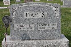 Albert E Davis