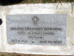 Roland Orlando Downing