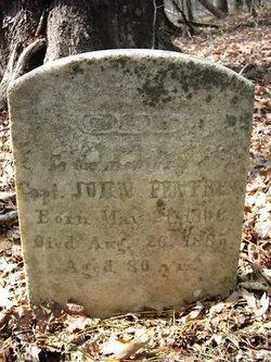 Capt John Fentress