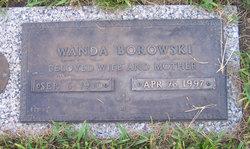 Wanda Borowski