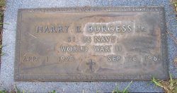 Harry E Burgess, Jr