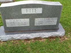 Beverly A. Fite
