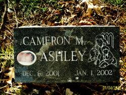 Cameron M Ashley