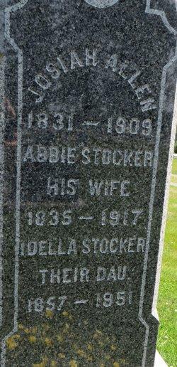 Abbie <i>Stocker</i> Allen