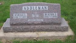 Myrtle E Addleman
