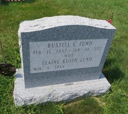 Russell C Lund
