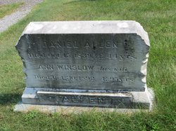 Ann <i>Winslow</i> Allen