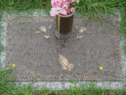 Shirley Mae <i>Blake</i> McVey