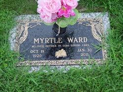 Myrtle <i>Blake</i> Ward