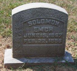 Solomon Emch