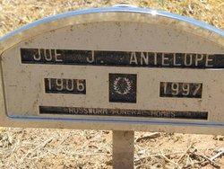 Joe J. Antelope