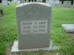 Dahir H Abdi
