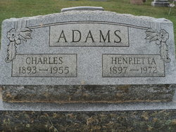 Henrietta Adams