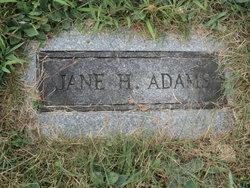 Jane H. Adams