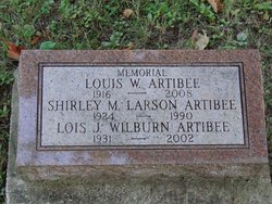 Lois J. <i>Wilburn</i> Artibee