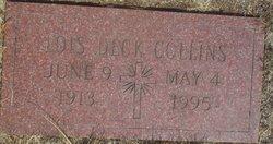Lois <i>Davis</i> Deck Collins