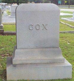 Rev Herbert Sanders Cox, Jr
