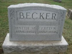 Hattie M. <i>Paulsen</i> Becker