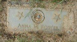 Anna M. Foster
