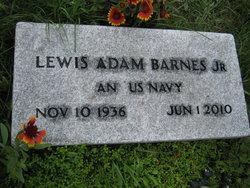 Lewis Adam Barnes, Jr