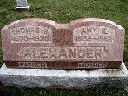 Amy Ellen <i>Mansfield</i> Alexander
