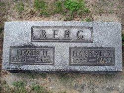 Edwin H Berg