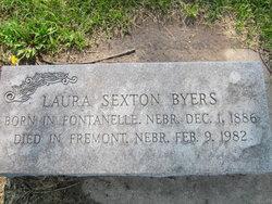 Laura <i>Sexton</i> Byers