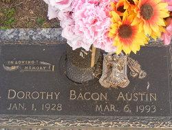 Dorothy <i>Bacon</i> Austin