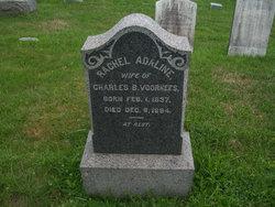 Rachel Adaline <i>Van Dyke</i> Voorhees