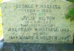 Frank Wilson Haskell