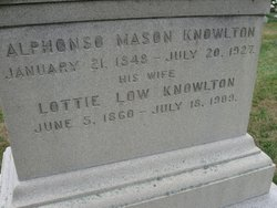 Alphonso Mason Knowlton