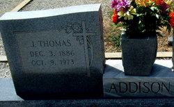 J. Thomas Addison