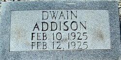 Dwain Addison