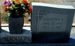 Louanna K. Addison
