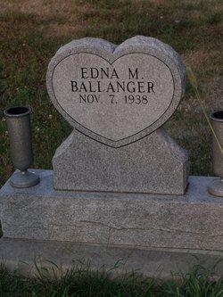 Edna M Ballanger