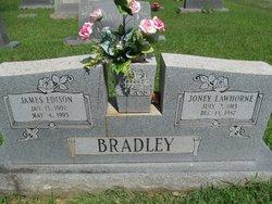 James Edison Bradley