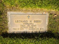 Leonard H. Beery