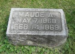 Maude A. Alvey