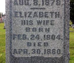 Elizabeth Betsy <i>Lott</i> Bennett